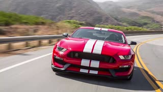 FORD SHELBY - 2016 FORD SHELBY GT350R MUSTANG FIRST DRIVE REVIEW #Auto_HDFr - Video