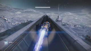 Destiny: Sparrow Vehicle Flying Tutorial
