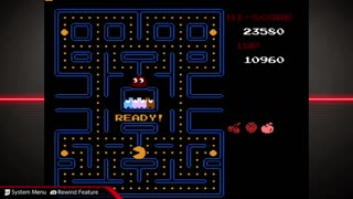 Retro Arcade Gaming - Let's Play PacMan
