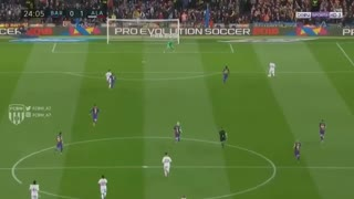 Gol de Guidetti vs Barcelona - Video