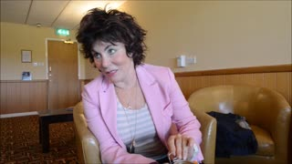 Ruby Wax launches new charity initiative in Wolverhampton - Video
