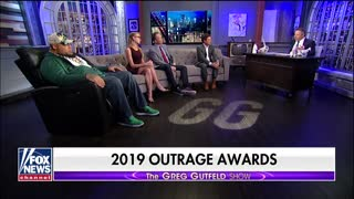Greg Gutfeld presents the 2019 Outrage Awards