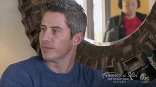 The Bachelor Break up Show on National Television - Video