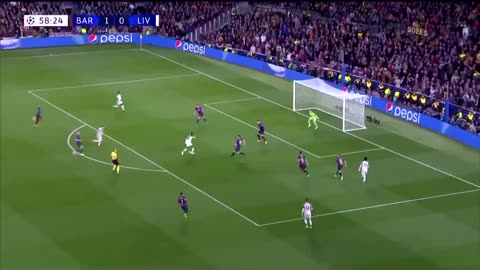 Ter Stegen save Barcelona vs Liverpool