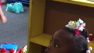 Adorable Rant from Toddler in Time-Out