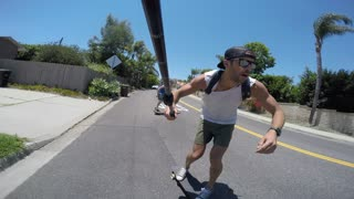 Skateboarding Dana Point - Video