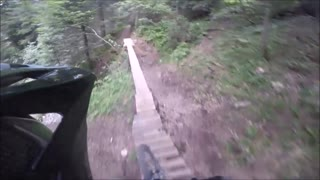 Helmet pov mtb compilation - Video