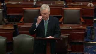 Mitch McConnell slams pork-filled House coronavirus relief bill
