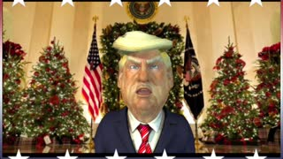 Virtual Trump's 2020 Christmas Message