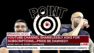 POINT MADE- PLEASE SUBCRIBE- A conservative news/ comedy channel