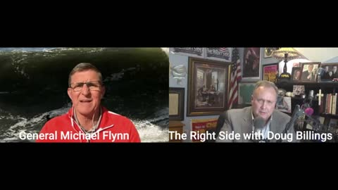 General Michael Flynn Trump is Still President, Impeachment is for Presidents, not Private Citizens