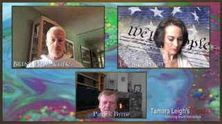 03/10/2021 Patrick Byrne The Deep Rig Book Interview Tamara Leigh's Trend On Brent