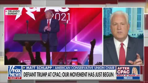Schlapp: Our coalition is stronger than ever