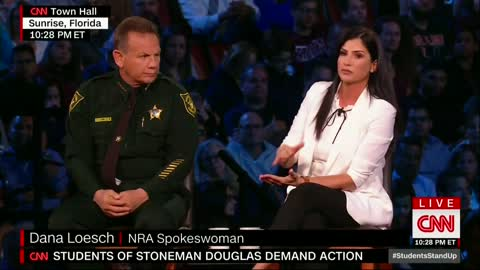 Watch How Pro-Gun Sheriff Reacts When Dana Loesch Blasts Law Enforcement 2