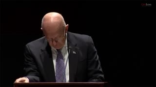 Director of National Intelligence James Clapper Resigns - Video