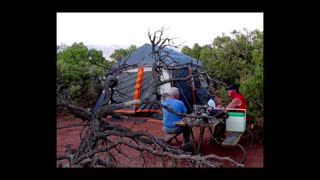 Colorado National Monument Hiking Part 4/4...Campground