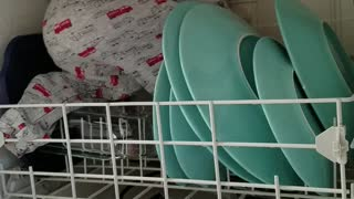 You'll Never Guess What's Inside The Dishwasher! - Video