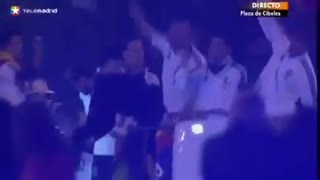 Ramos dropped Copa Del rey - Video