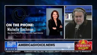 Michele Bachmann Previews Summit on Election Integrity