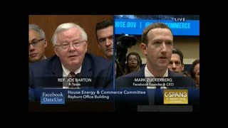 Mark Zuckerberg also aaid Facebook's been in contact with Diamond and Silk