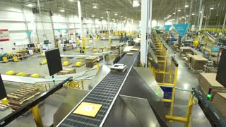 Amazon's New Montreal Shipping Centre Is Finally Ready & It's Hiring With Full Benefits
