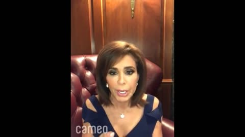"""Judge Jeanine """"I Want To Thank The Trump Supporters On TheDonald.Win"""""""