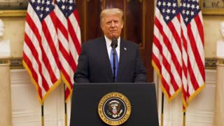 Farewell Address of President Donald Trump