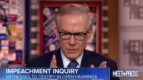 MSNBC Wants to 'Dramatize' Impeachment Hearings With Crying Witnesses
