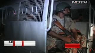 How Terrorists Crossed Security Checkpoints At Karachi Airport - Video