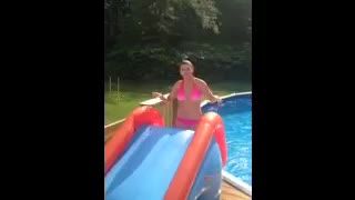 ALS Ice Bucket Challenge Epic Fail - Video