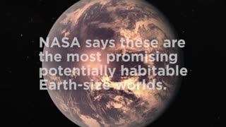 NASA Discovered Seven Earth-Like Planets That Can Support Life - Video