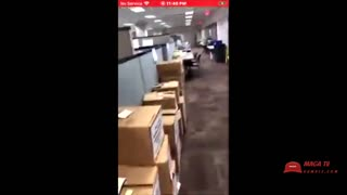 New Video Evidence In Georgia!!! Ballots with no Return addresses!
