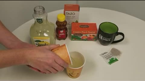 DIY cold remedy: How to make a Starbucks 'Medicine Ball' drink at home