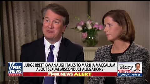 Kavanaugh — I Have Faith In God And The Fairness Of The American People