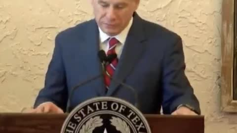Gov. Abbott COVID Update
