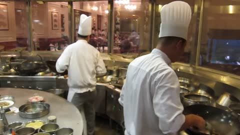 Chinese Chefs @ the Wok