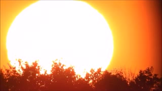 Beautiful Sunset in just 1 minute. - Video