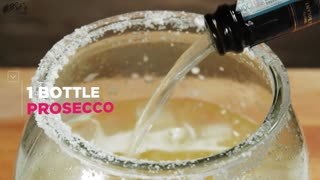 Fishbowl Margarita, Dive Right In - Video