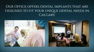 Dental Implants Chinook Centre - Video