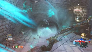 Black Ops 3 Zombies Der Eisendrache Pile Up Glitch After Patch - Video