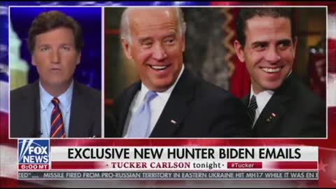 Tucker On Hunter Biden New Bombshell