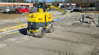 Radio Controlled Compactor