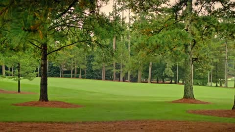 The Masters Plays On