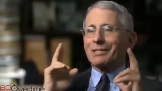 "Dr.Fauci says ""People should not wear masks"""
