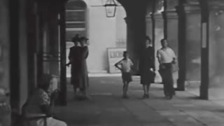 New Orleans 1930s Home Movies - Video