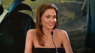 Angelina Jolie's Evil Turn - Video