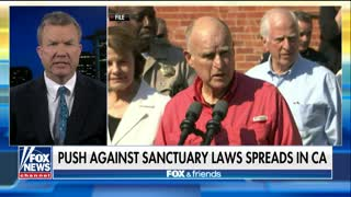 Westminster, California votes to challenge sanctuary law - Video