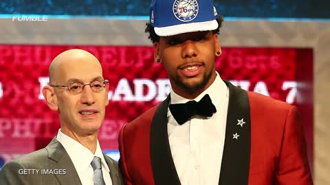 """Jahlil Okafor's Dad THREATENS 76ers Blogger: """"Imagine Me Slapping the Sh!t Out of You"""""""