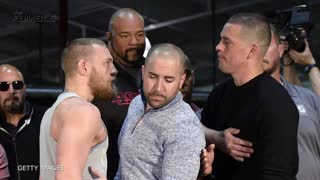 Champion & Former Champions Are Unhappy with Nate Diaz vs. Conor McGregor Rematch - Video