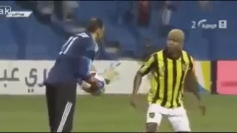 Football/Soccer Respect moments